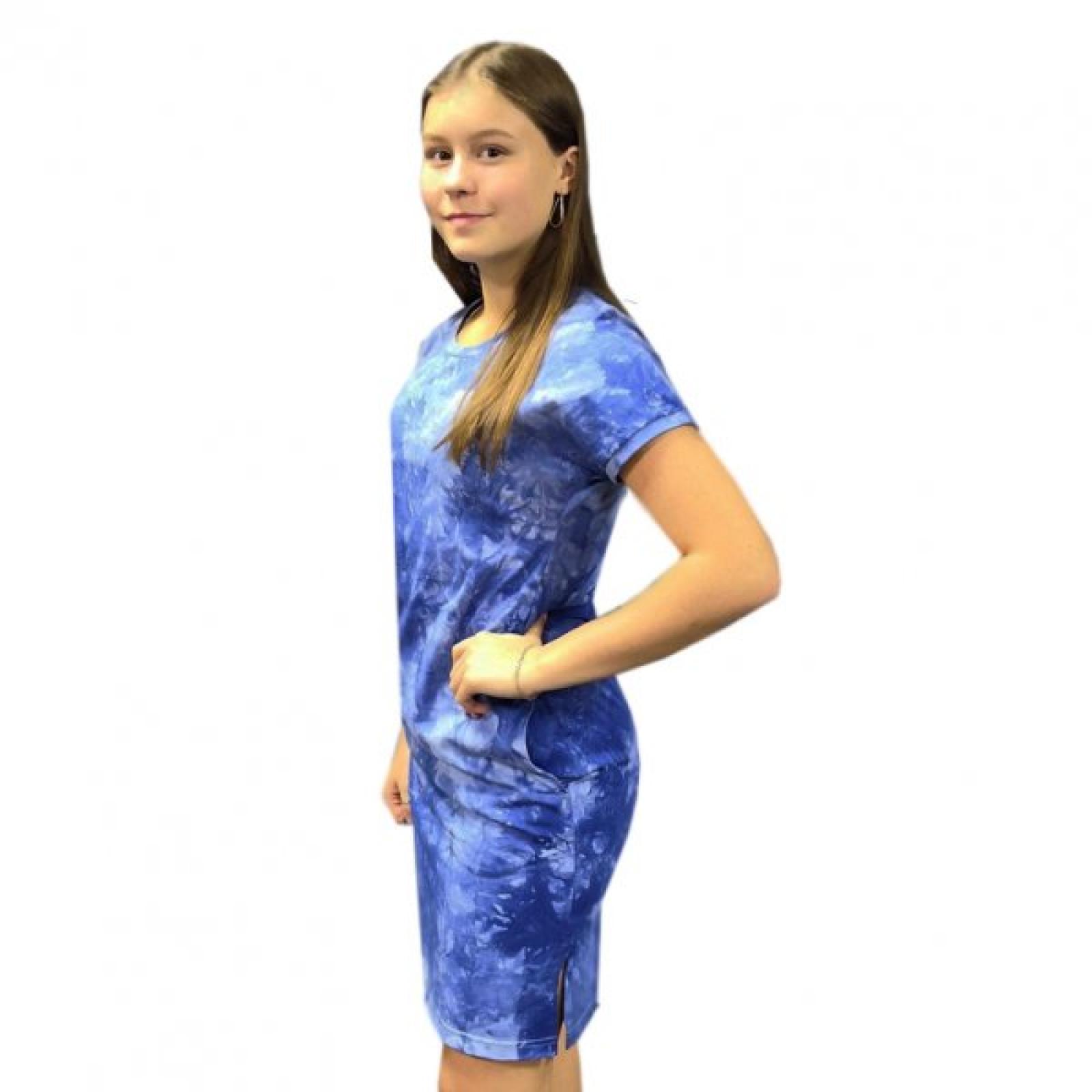 Платье Джинса М-0074