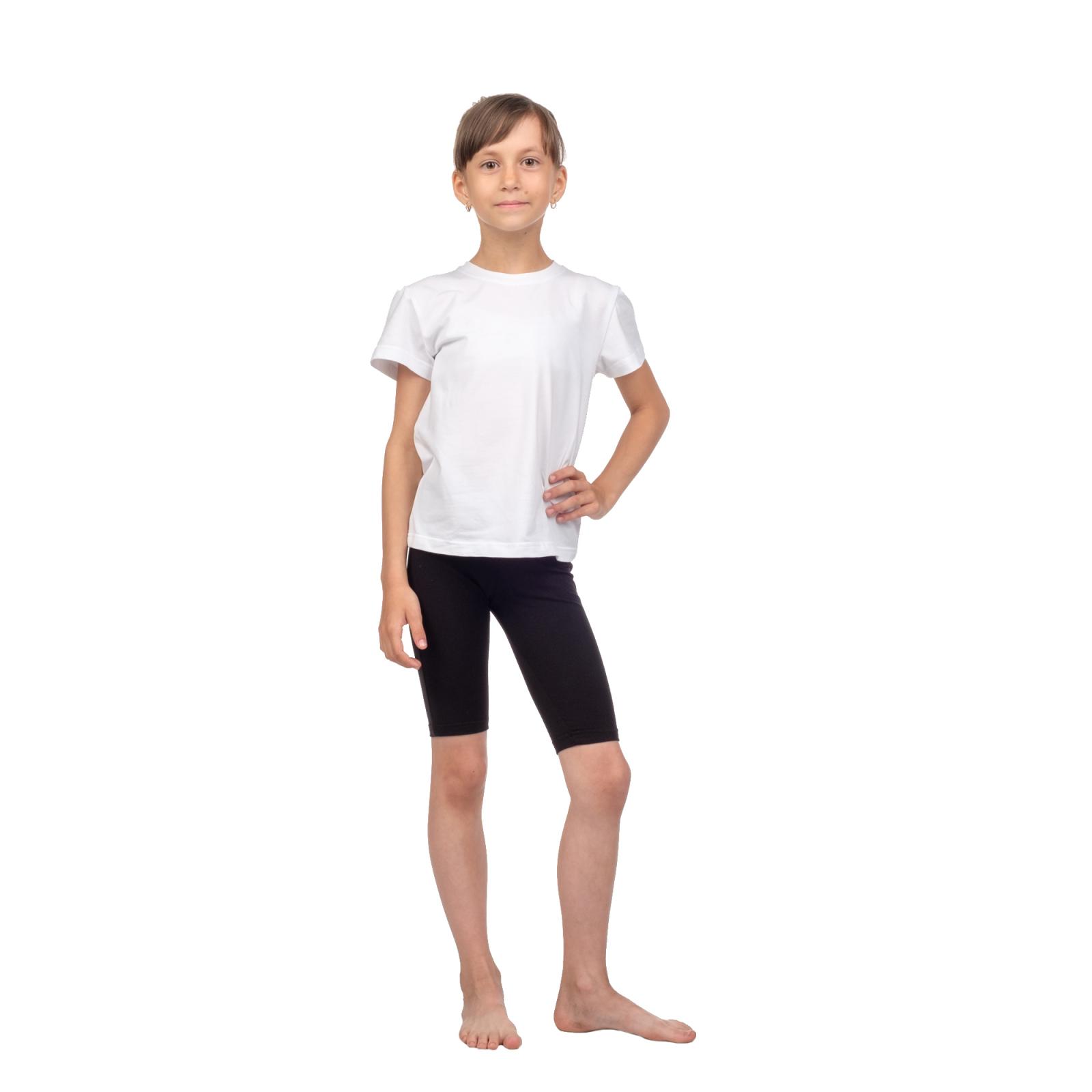 Футболка детская белая Д-0001Б