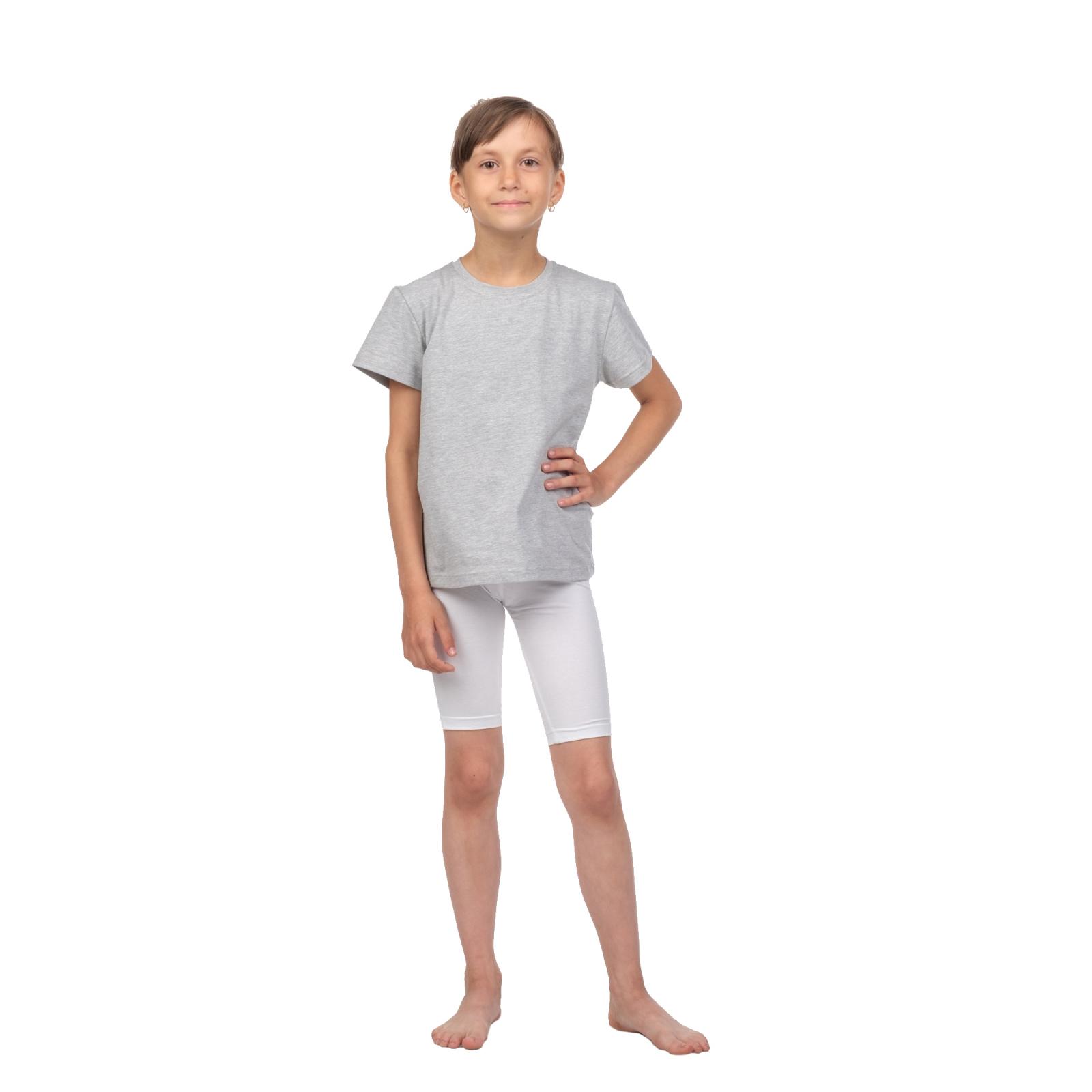 Бриджи детские белые Д-0011