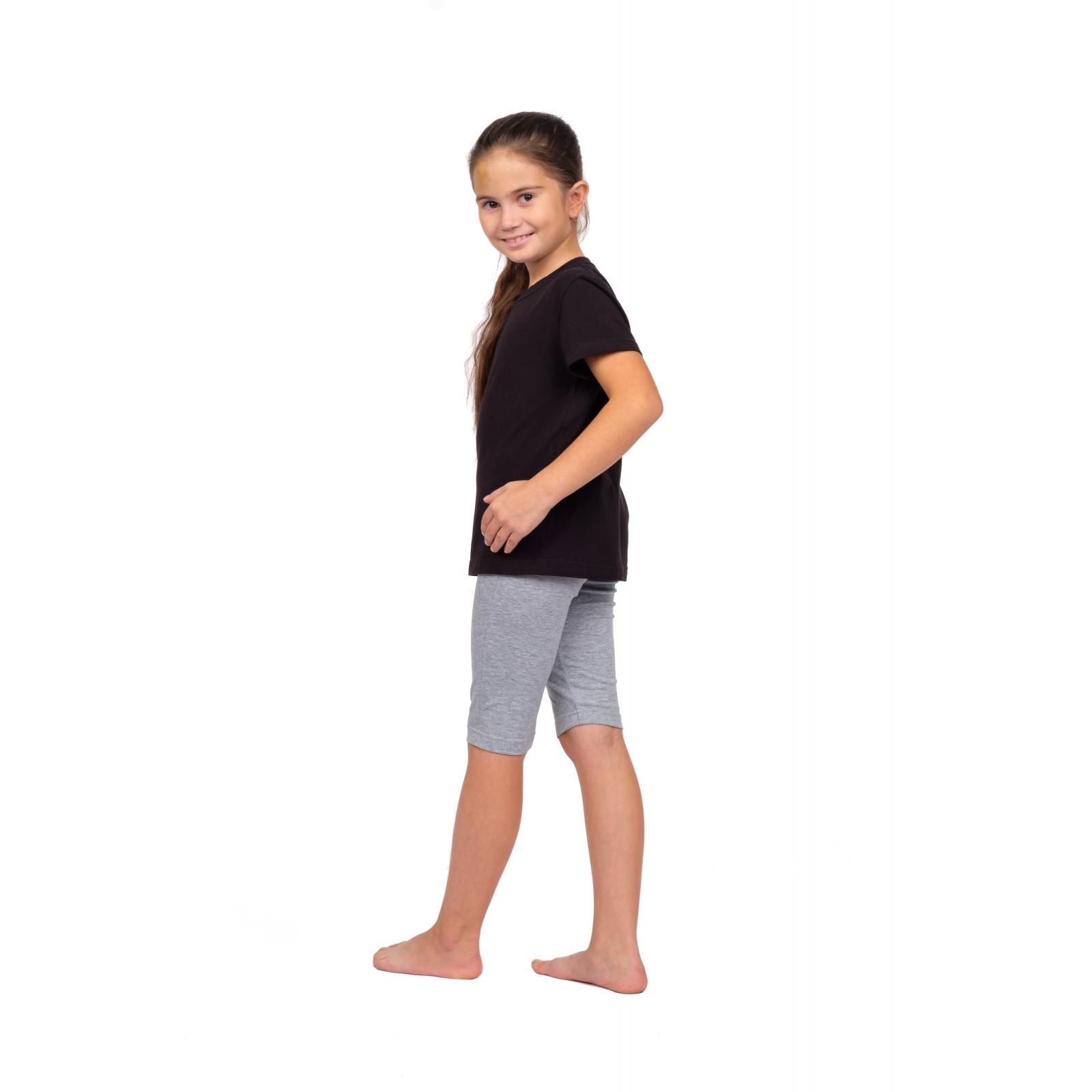Бриджи детские серые Д-0008