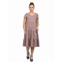 Платье Карина (какао) М-0203КМ