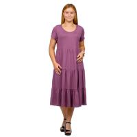 Платье Карина (вискоза)  Слива М-0203СЛ