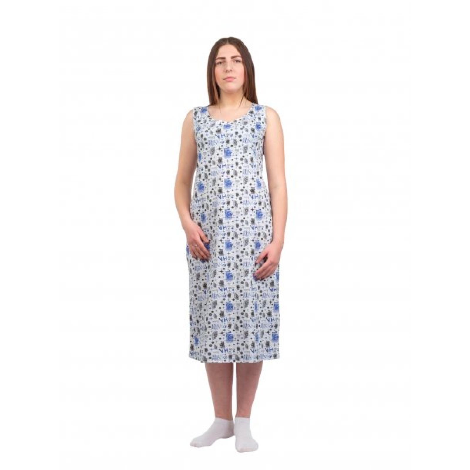 Ночная сорочка бабушкина М-0042