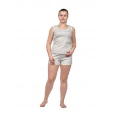 Пижама Серая волна М-0127СС
