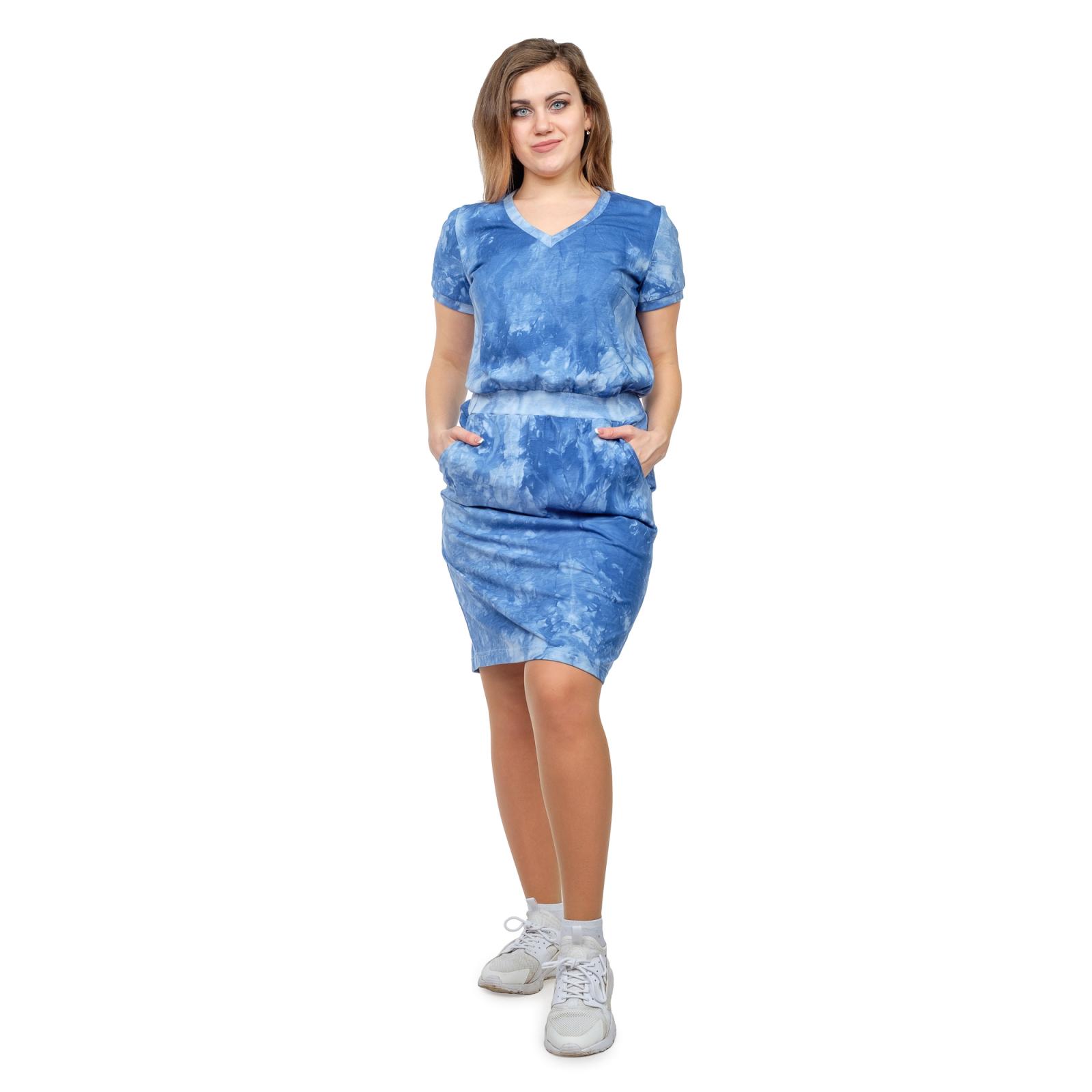 Платье Джинса с талией М-0075