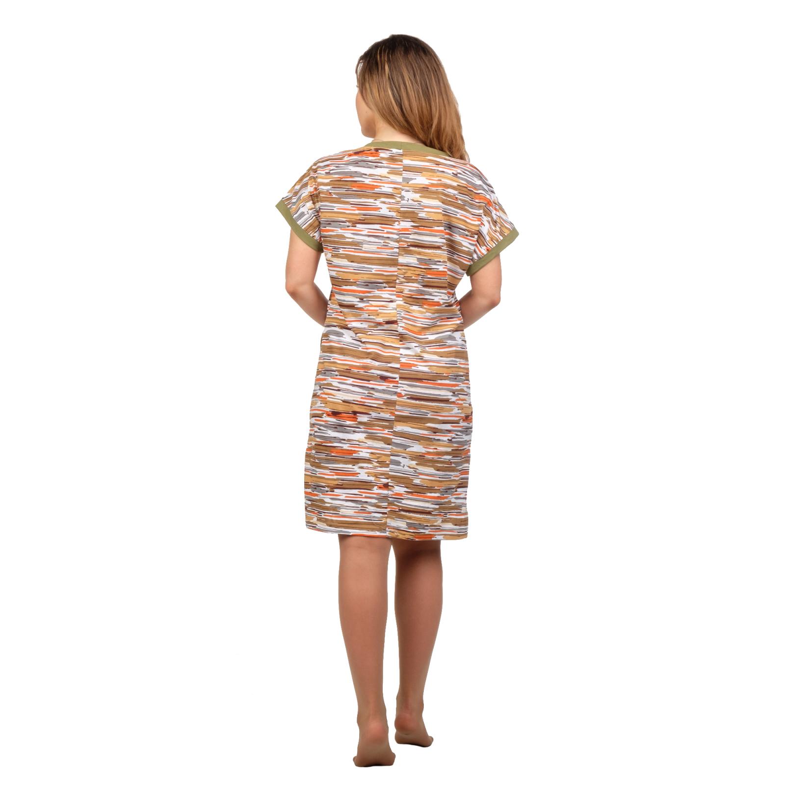 Платье хаки М-0056ХАК
