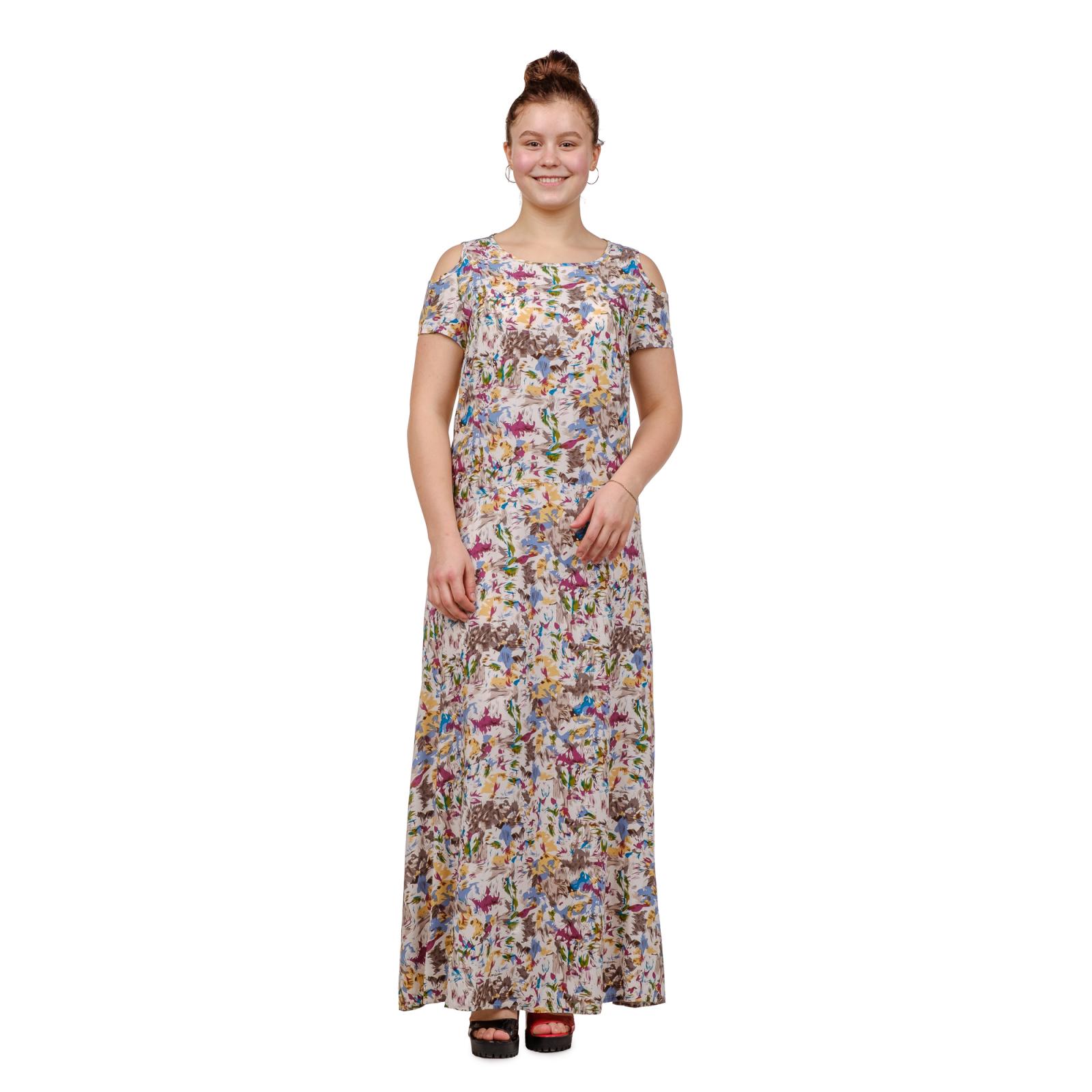 Платье длинное в ассортименте